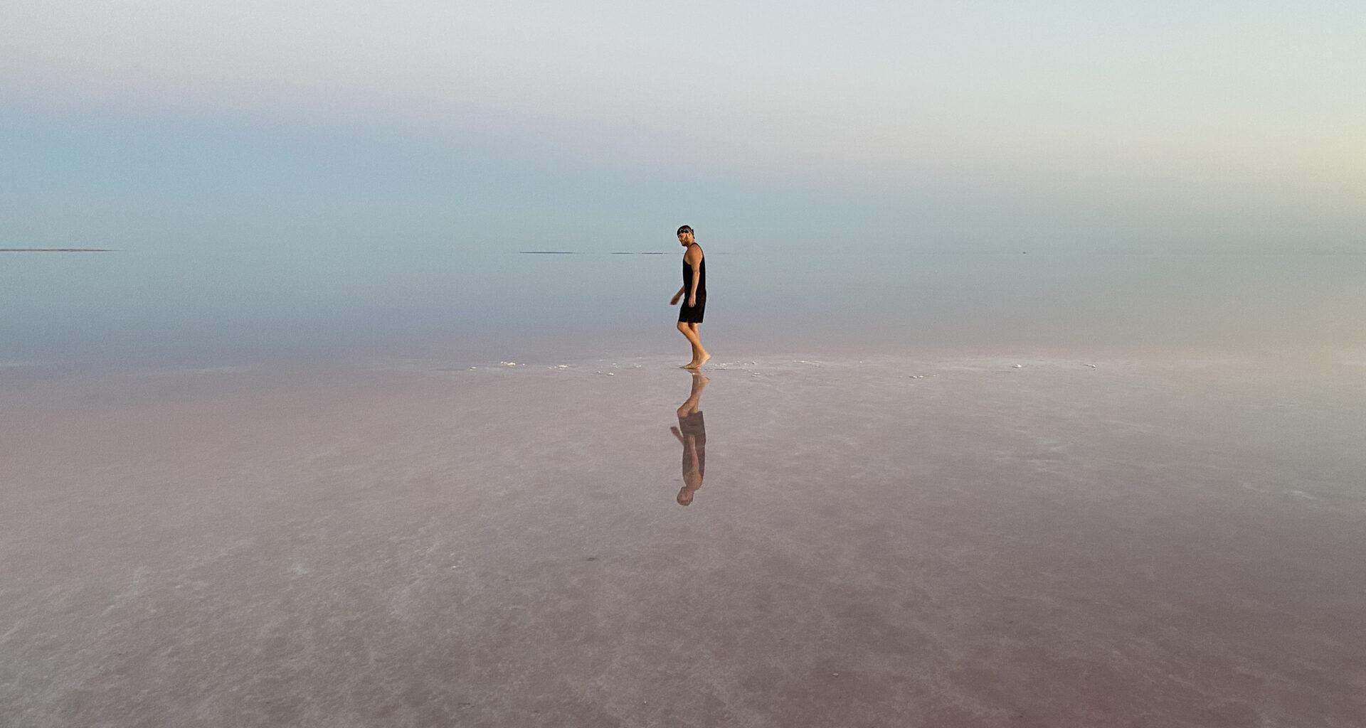 Lemurian lake, Лемурийское (Розовое) озеро